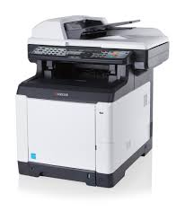 Daugiafunkcinis Kyocera  spalvinis spausdintuvas  ECOSYS M6026CDN