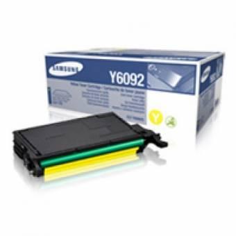 Samsung CLT-Y6092S kasetė geltona (nauja)