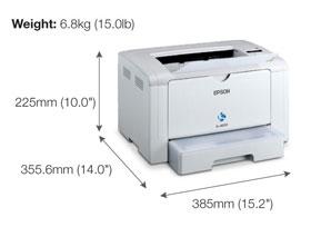 Epson spausdintuvas LC M200