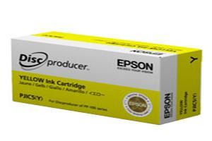 Epson PJIC5 (S020451) kasetė geltona (originali)