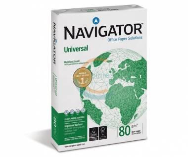 Biuro popierius NAVIGATOR A4 80g 500l