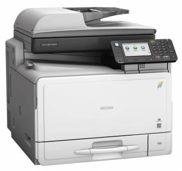 Lazerinis spalvotas spausdintuvas Ricoh MP C305SPF  Color