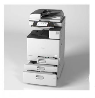 Lazerinis spalvotas spausdintuvas Ricoh MPC 2011SP
