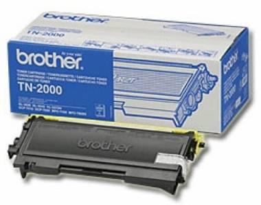 KASETĖ BROTHER TN-2000 /350 BK 2500PSL NAUJA