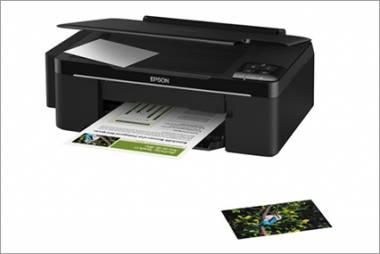 Epson spausdintuvas L 200
